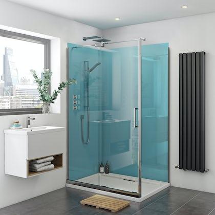 Zenolite plus water acrylic shower wall panel 2070 x 1000
