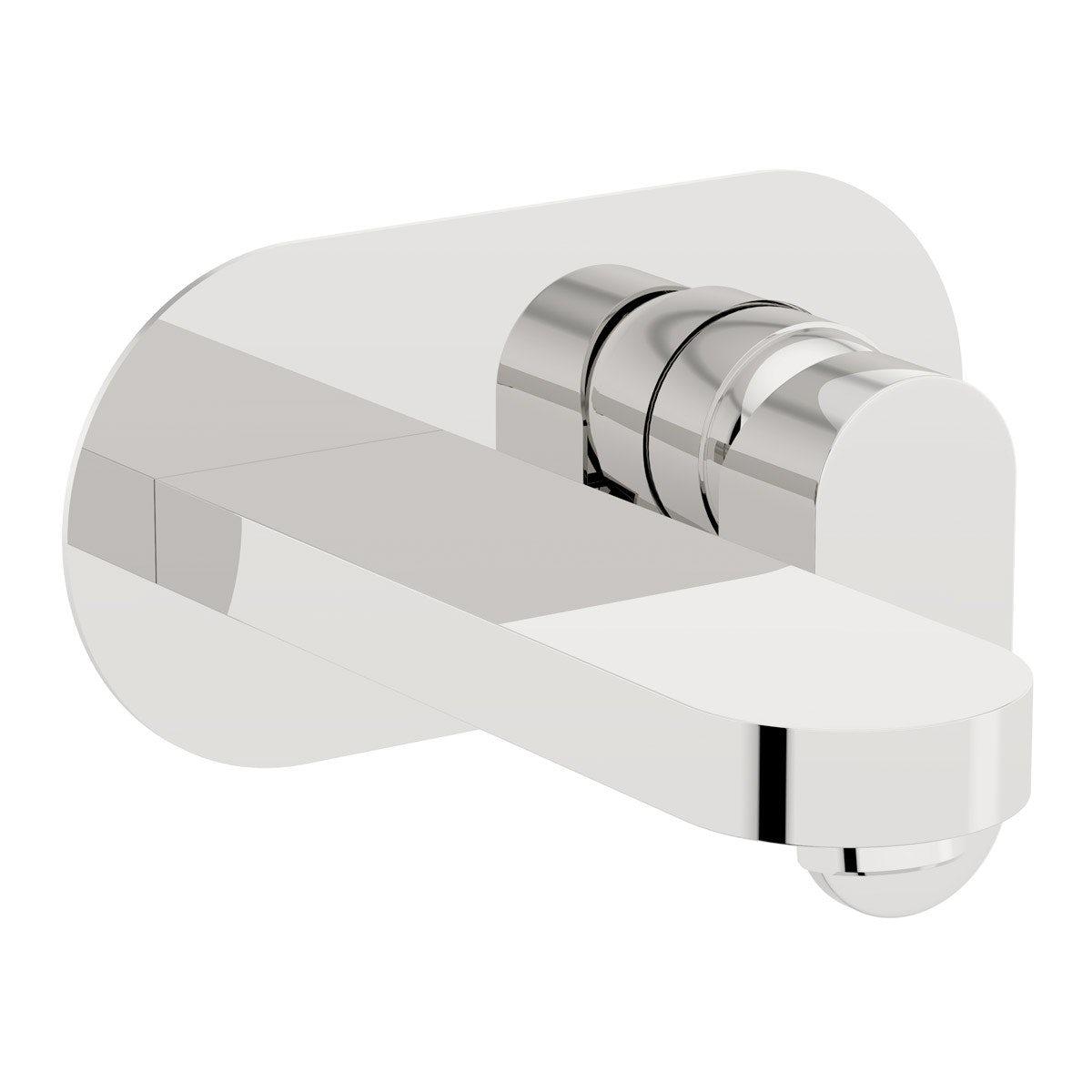Hardy wall mounted bath mixer tap