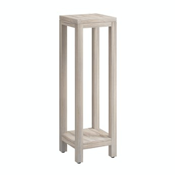 Reeves Eli greywash tall occasional table