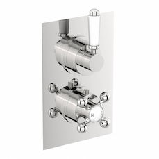 Image of Traditional Square Twin Valve Special Offer