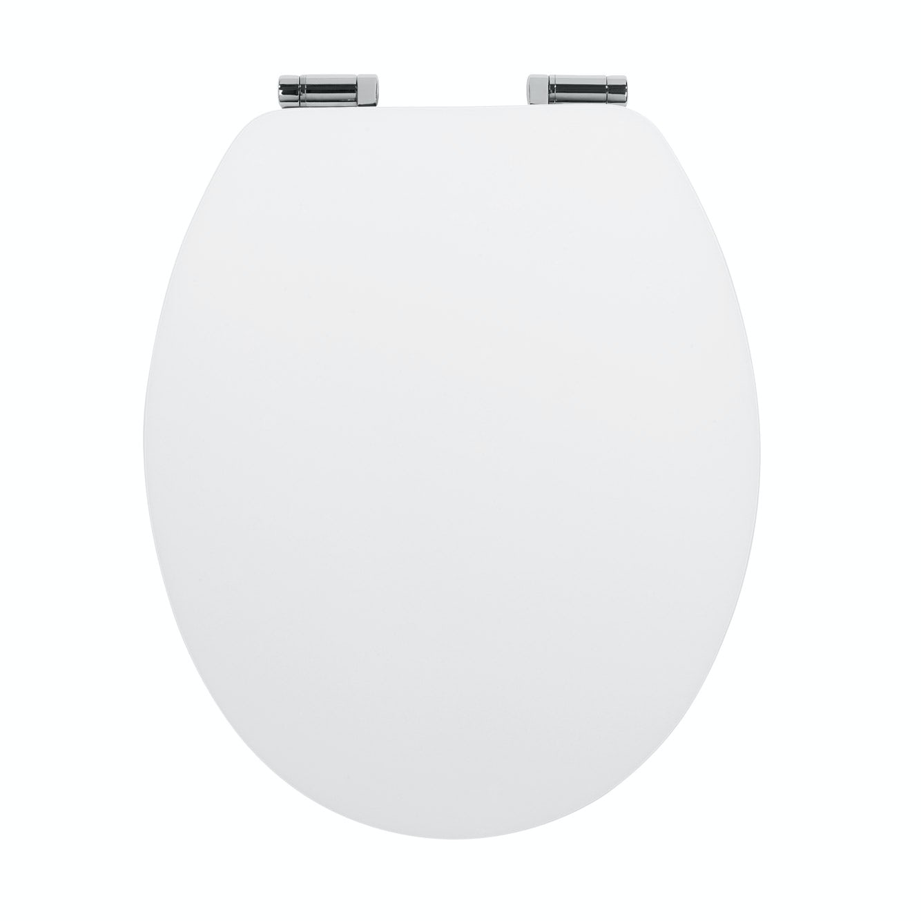white wooden soft close toilet seat. Luxury Acrylic Lacquer Top Soft Close MDF Seat Toilet