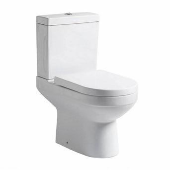 Balance Close Coupled Toilet inc. Quick Release Soft Close Seat Special Offer