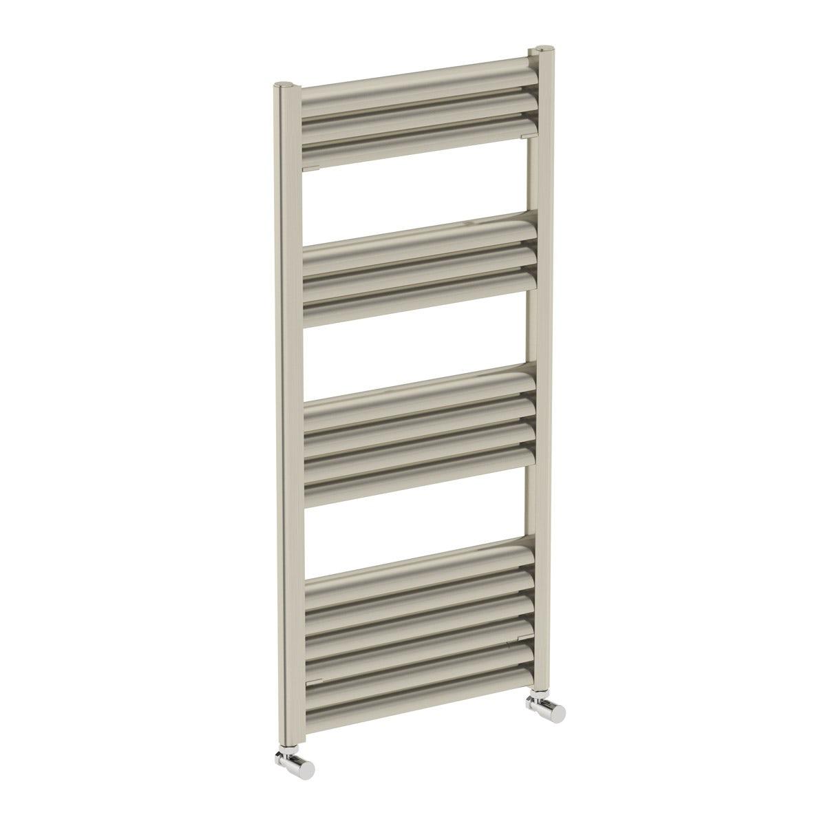 Mode Carter heated towel rail 1020 x 500