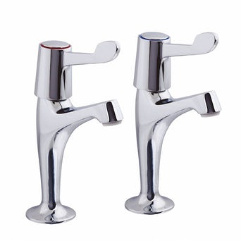 "Derwent 1/2"" Kitchen Taps with Lever Handle"