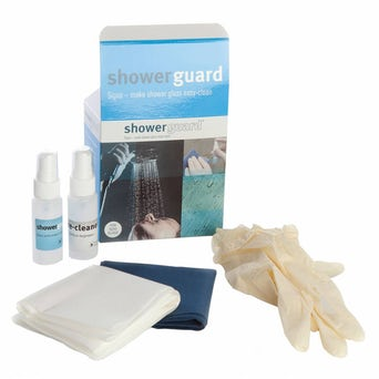 Showerguard Easy Clean Bathroom Coating Kit