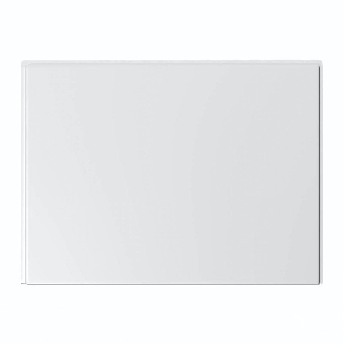 Acrylic Bath End Panel 700
