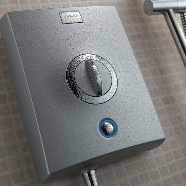 Aqualisa quartz electric shower 9.5kw