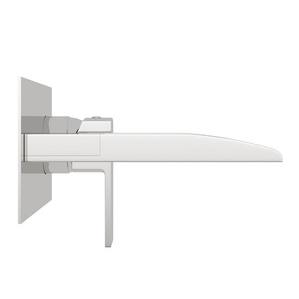 Cooper wall mounted bath mixer tap