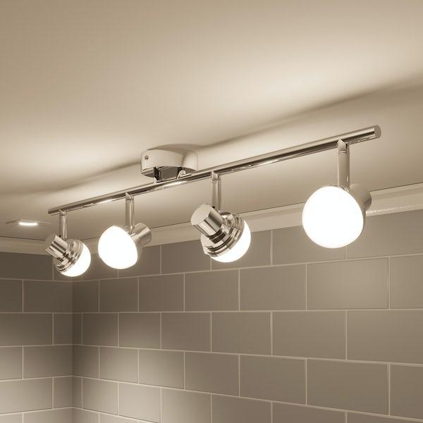 Forum Mesic 4 light bar bathroom ceiling sopt light