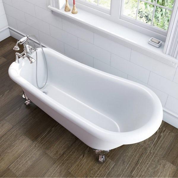 Winchester Slipper Bath Small with Ball Feet
