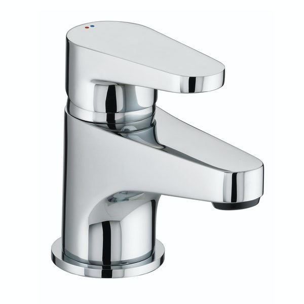 Bristan Quest basin mixer tap with waste