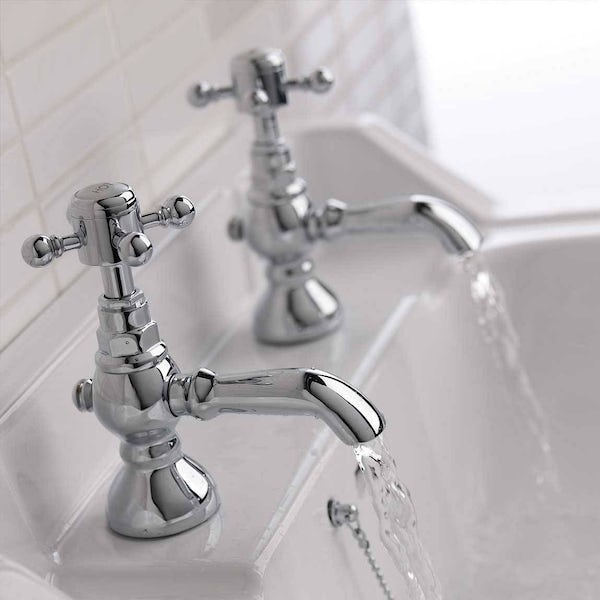Coniston Basin Tap and Bath Shower Mixer Pack