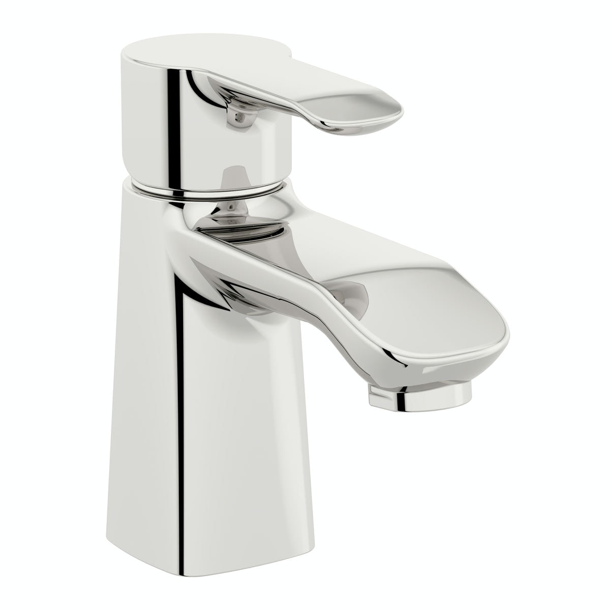 Orchard Wave basin mixer tap