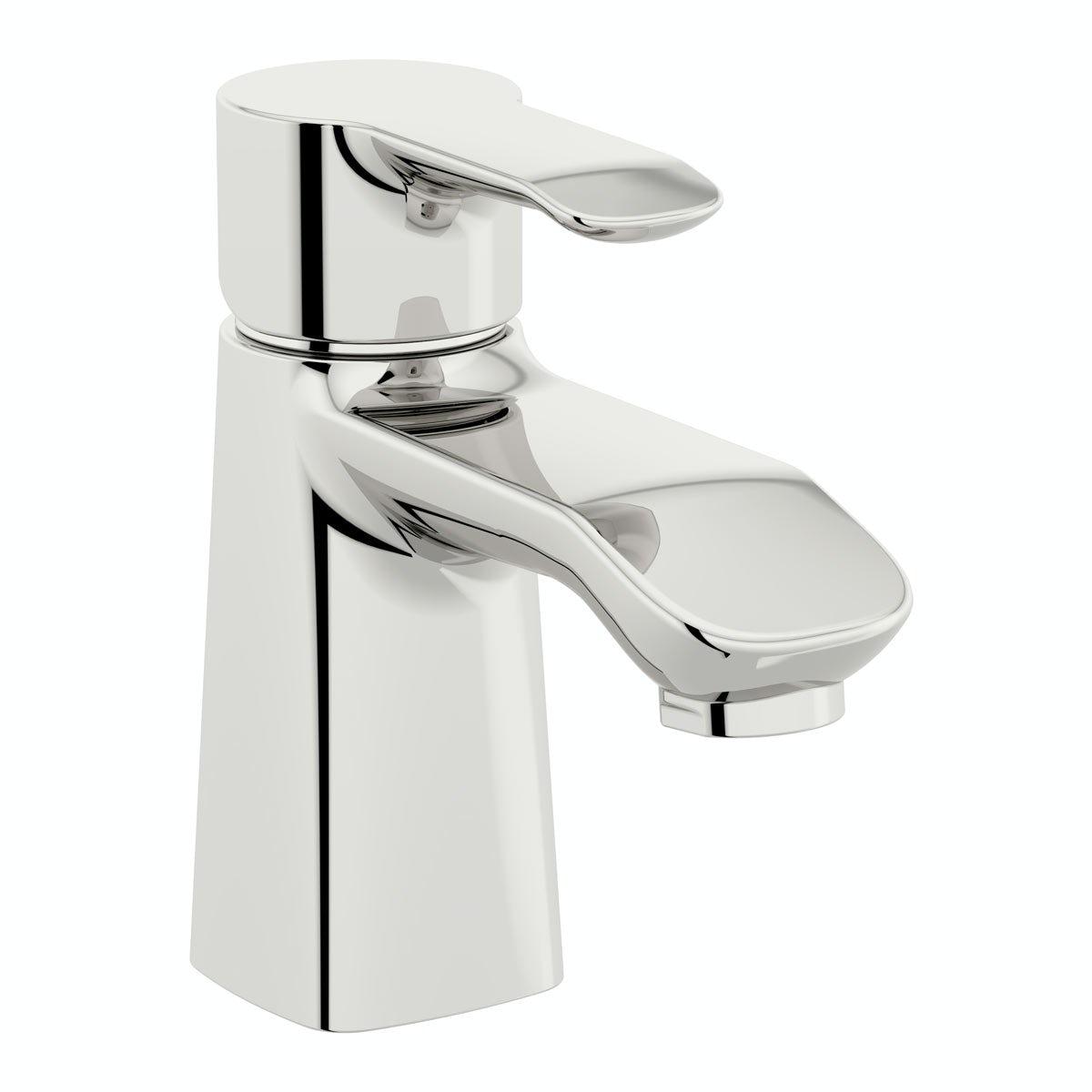 Orchard Wave basin mixer tap