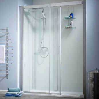 Kinemagic Design recessed shower cabin