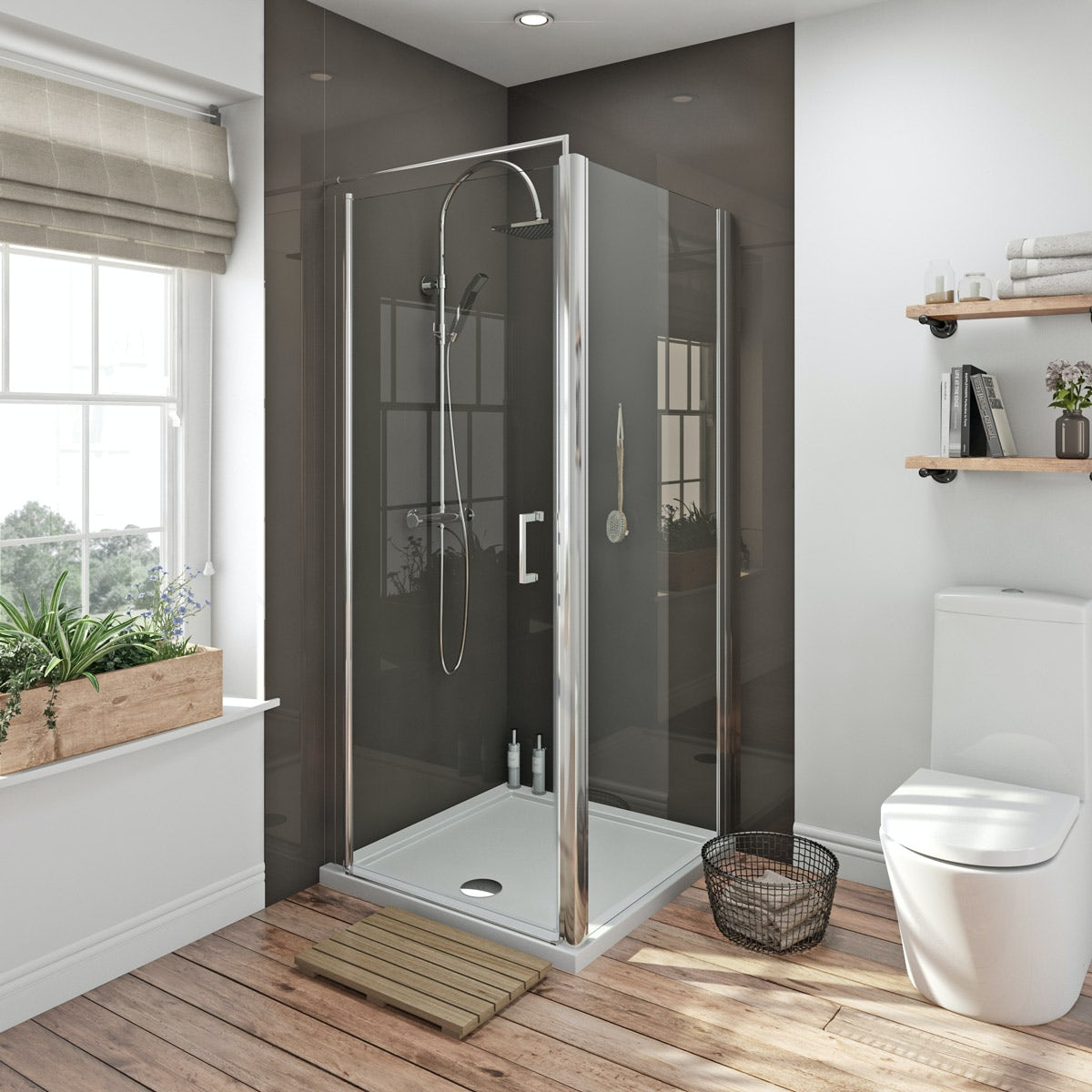 Bathroom Suites, Showers And Accessories Online