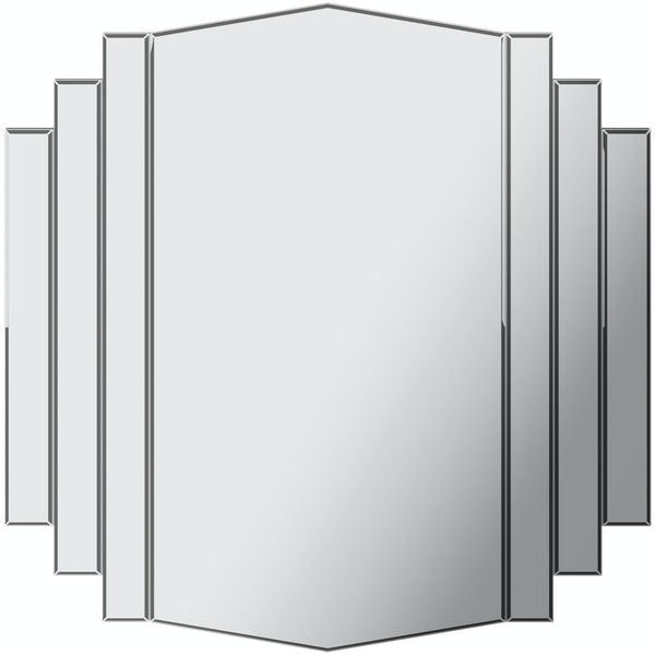 The Bath Co. Beaumont wall mirror 760mm