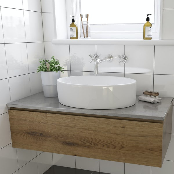Mode Hardy countertop basin