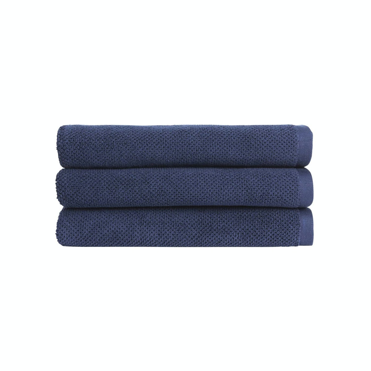 Christy Brixton midnight hand towel
