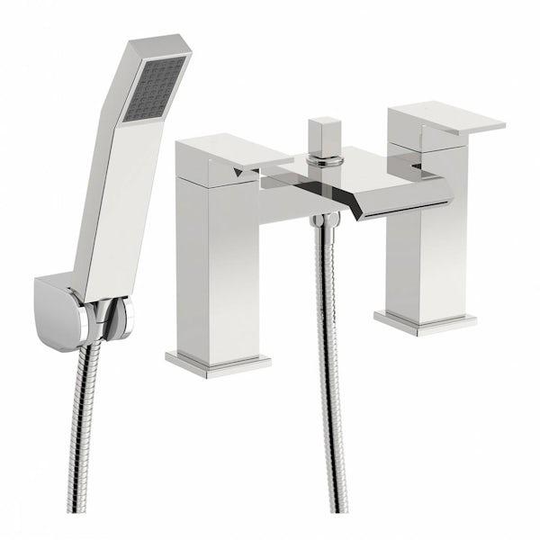 Aurora Basin and Bath Shower Mixer Pack