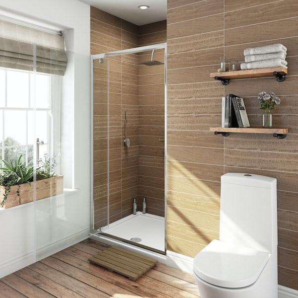 6mm pivot hinge shower door