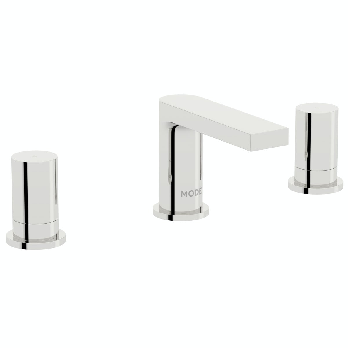 Mode Doshi 3 hole basin mixer tap