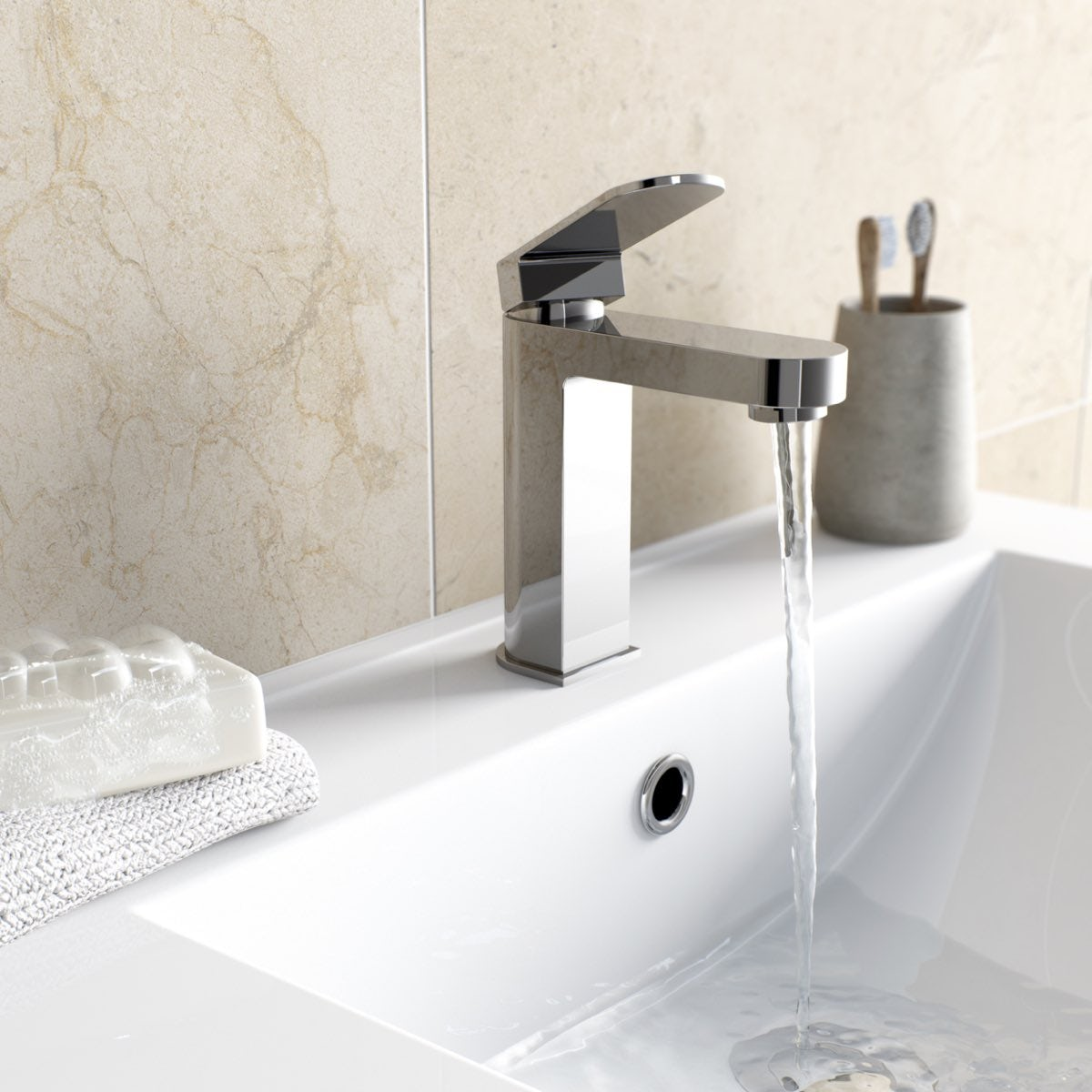 Free Delivery Hardy Basin Mixer