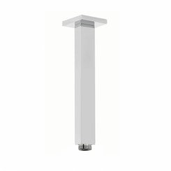 Square ceiling shower arm 200mm