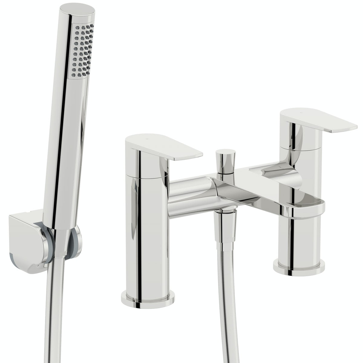 Kirke Combo bath shower mixer tap
