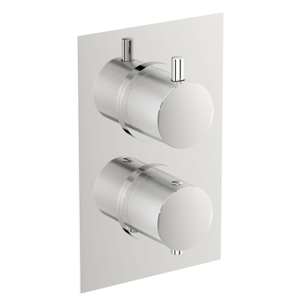 Mode Banks twin shower valve with diverter offer pack