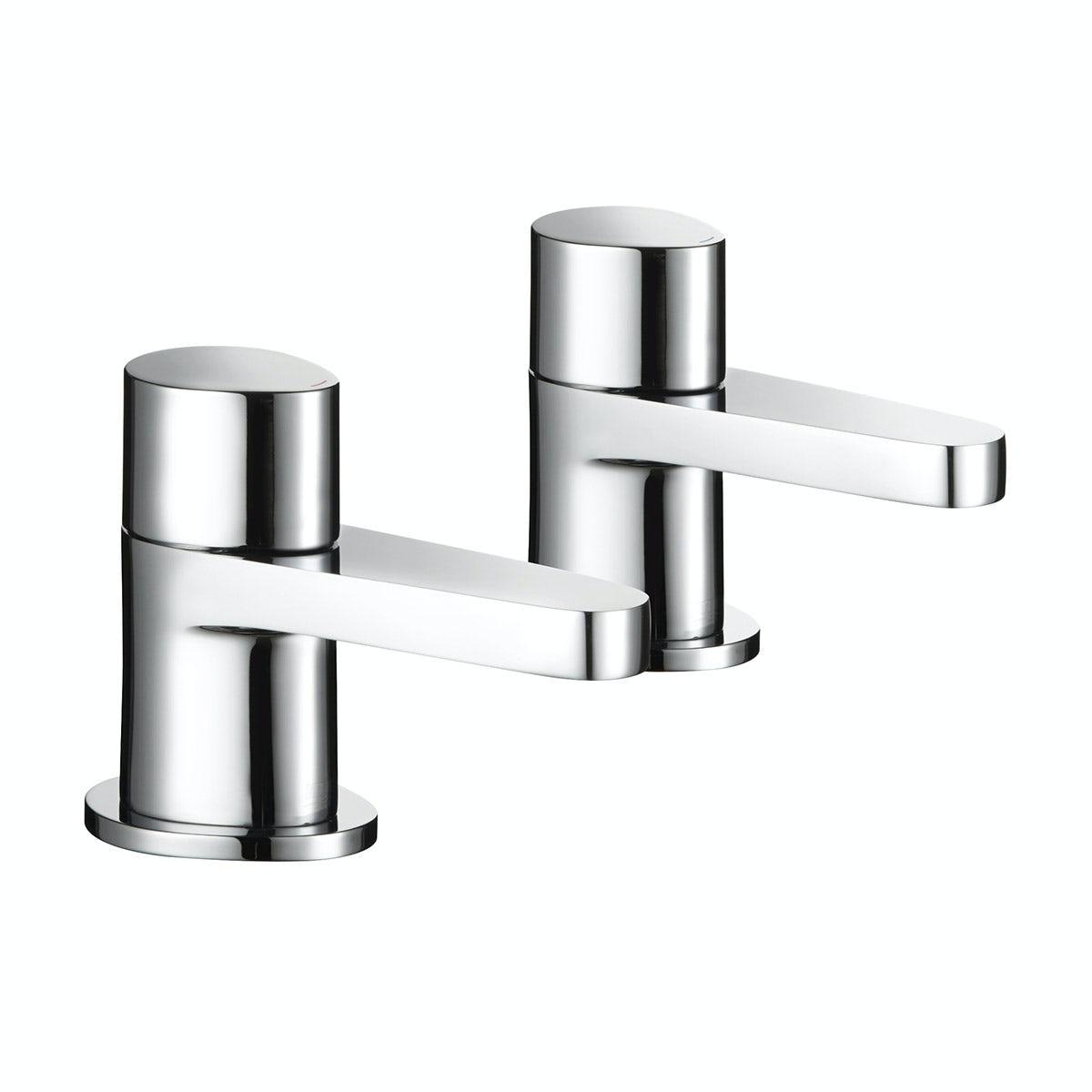 Mira Precision basin taps