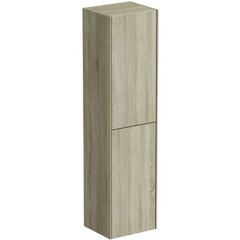 Mode Austin oak wall cabinet