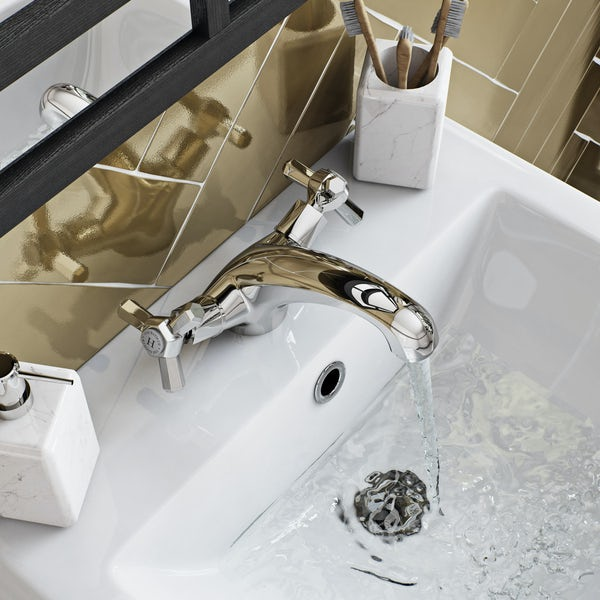 The Bath Co. Beaumont basin mixer tap