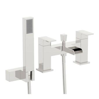 Flume Bath Shower Mixer Special Offer