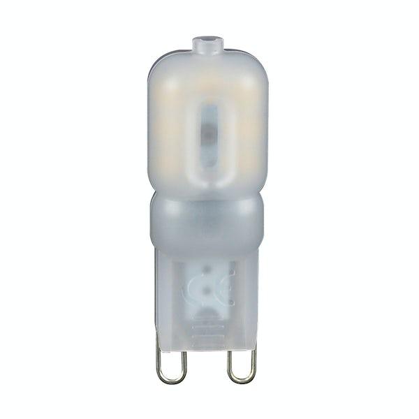 Forum cool white G9 capsule LED 4W bulb