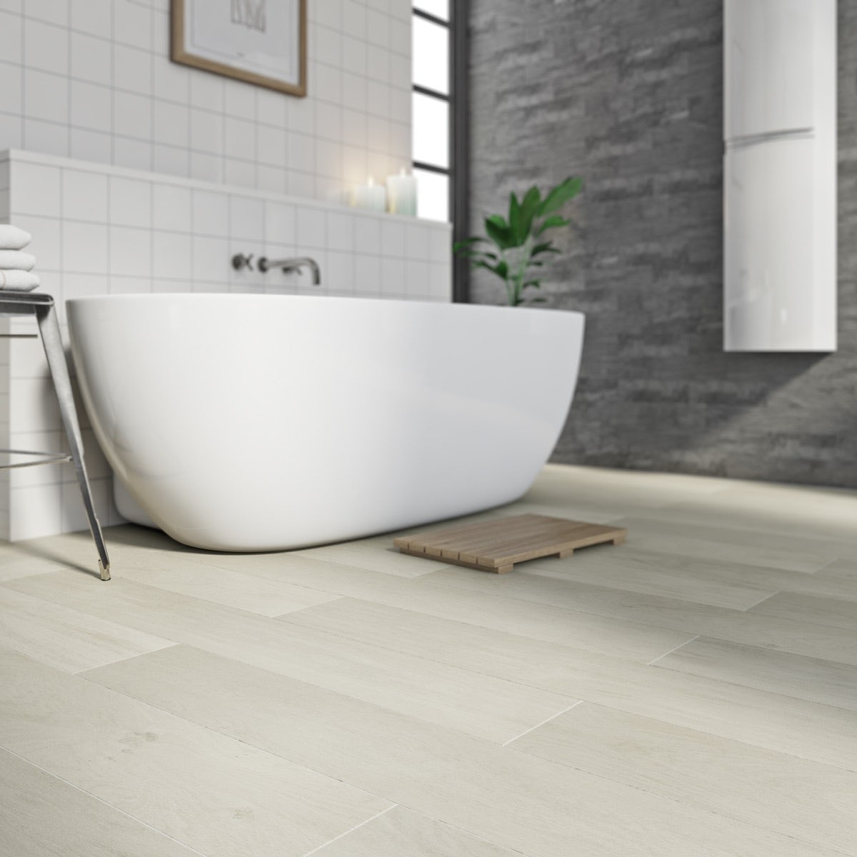 Easy-fit, super-stylish vinyl flooring | VictoriaPlum.com