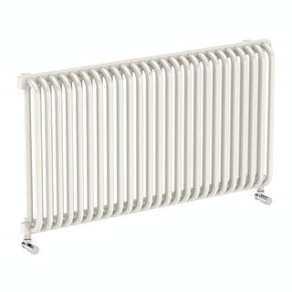 Delfin soft white horizontal radiator 540 x 1020