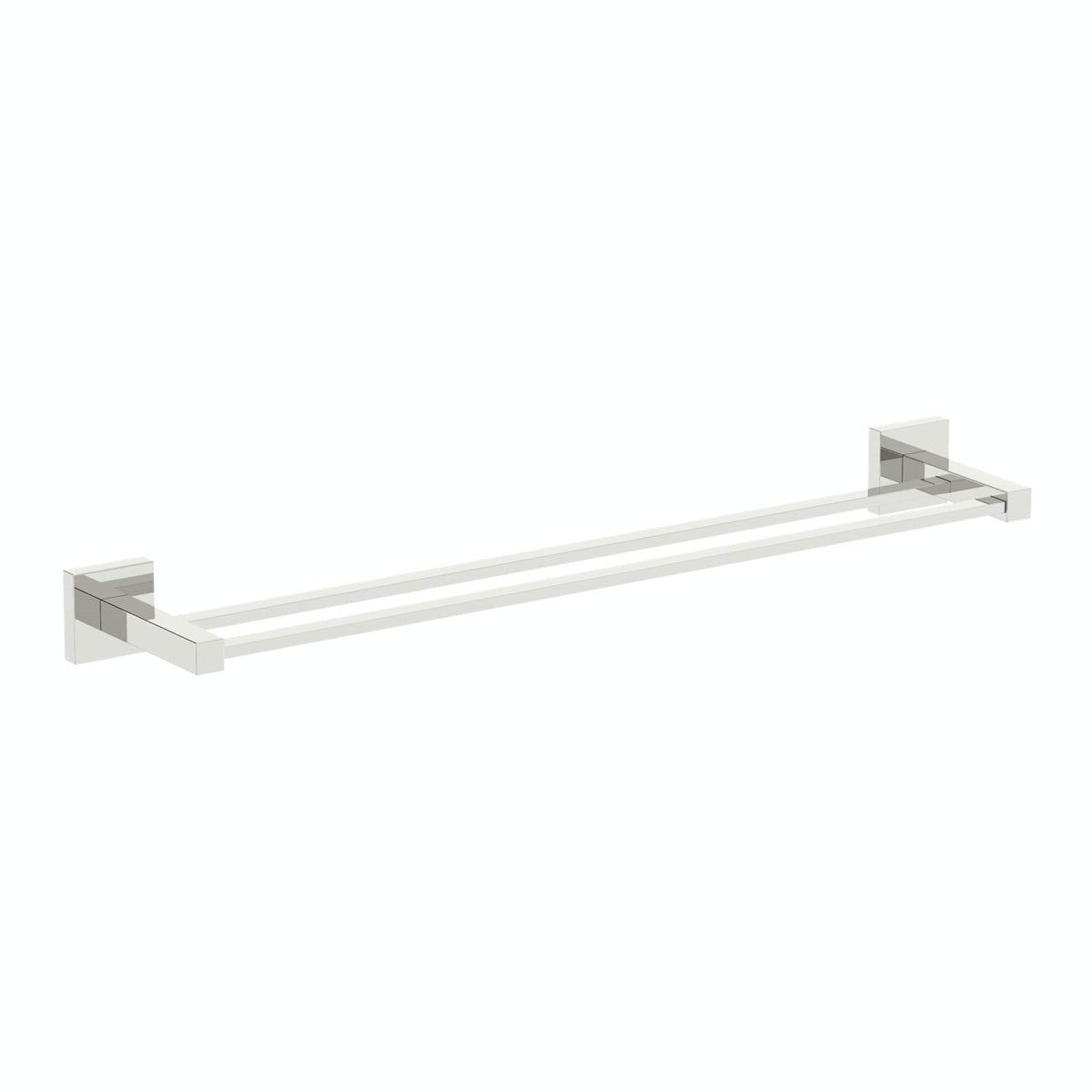 Flex Double Towel Rail