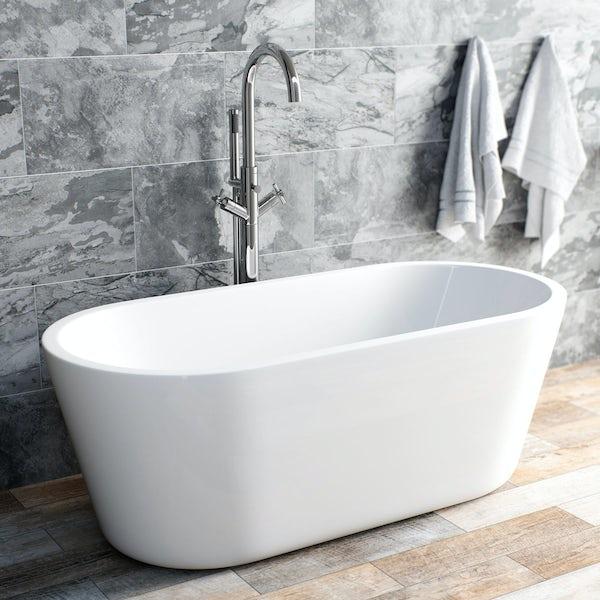 Tate Freestanding Bath Filler