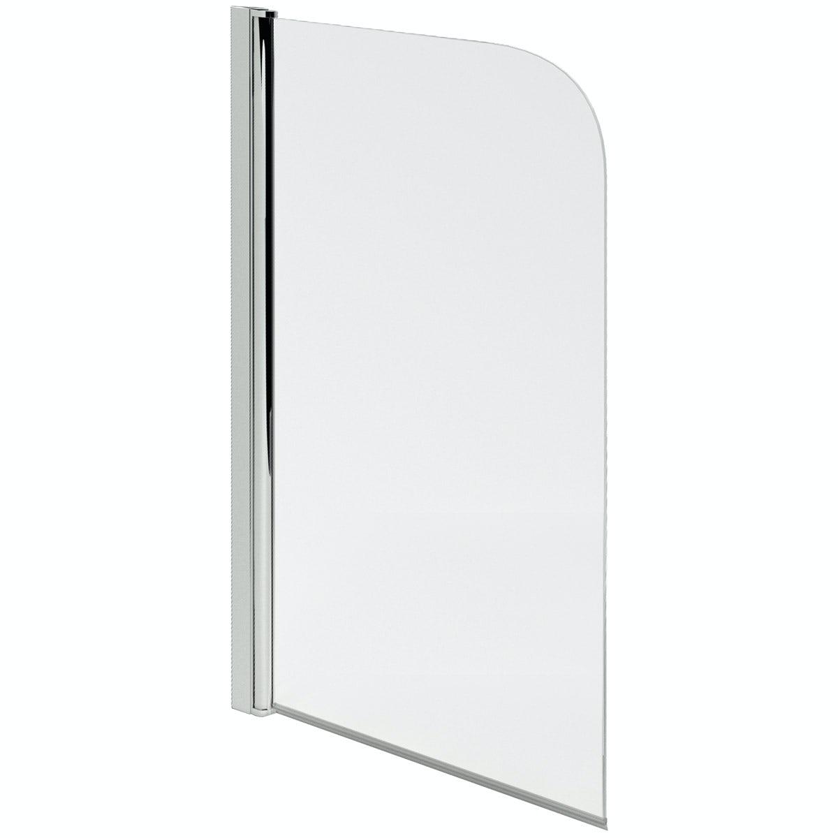 Ideal Standard Connect radius bath screen