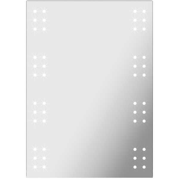 Mode Muir battery operated LED mirror 700 x 500mm