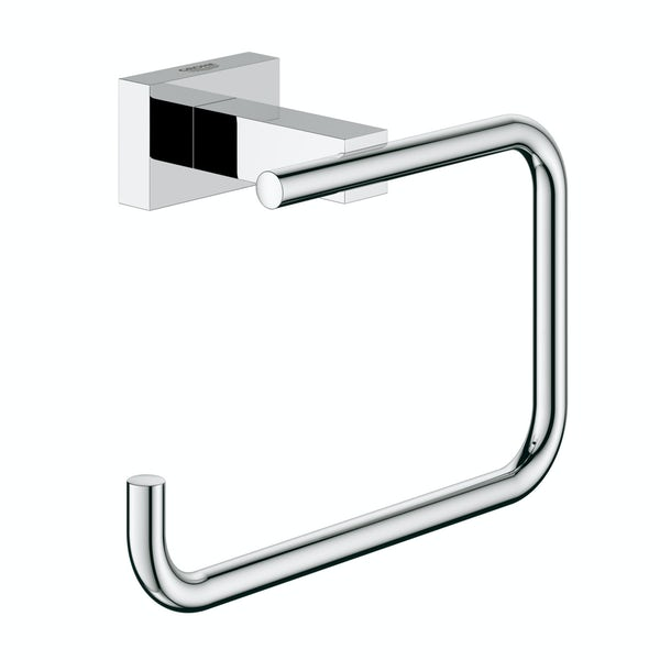 Grohe Essentials Cube toilet roll holder