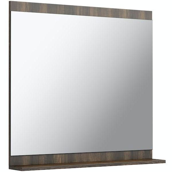 The Bath Co. Dalston mirror 800 x 750mm