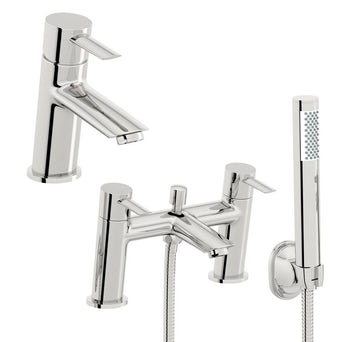 Pure Basin and Bath Shower Mixer Pack