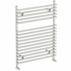 Tubular heated towel rail 750 x 600