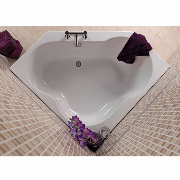 Realm Corner Bath and Panel Pack