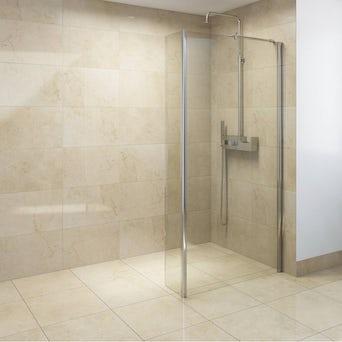 Wet Room Glass Pack 900 x 250