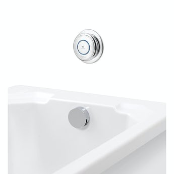 Aqualisa quartz digital bath fill system standard
