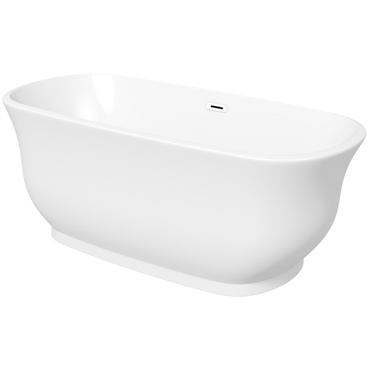 The Bath Co. Camberley traditional freestanding bath offer pack