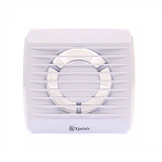 "Xpelair 4"" (100mm) Bathroom Timer Fan"